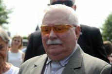 Lech Wałęsa odpowiedział na słowa Micka Jaggera na PGE Narodowym.