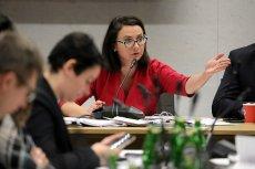 Gasiuk-Pihowicz zwróciła uwagę na ważny szczegół w składzie osobowym Polski do Rady Europy.