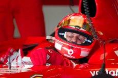 Michael Schumacher porusza ustami i wybudza się ze śpiączki? tak twierdzi Felipe Massa.