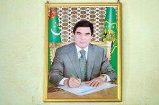 Prezydent Turkmenistanu Gurbanguly Berdimuhamedow