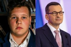 Franek Broda jest synem siostry premiera.