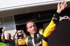 Oficjalnie: Robert Kubica będzie kierowcą Williamsa w sezonie 2019