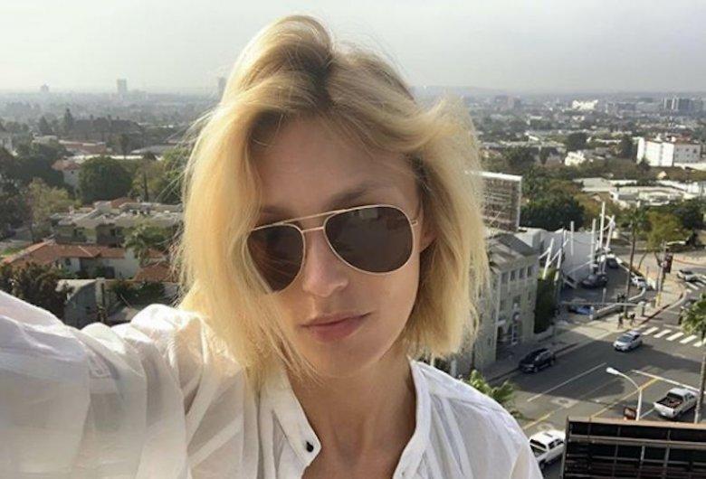 Anja Rubik lubi udzielać się na Instagramie. Tym razem pokazała odważną kreację, w której była ubrana w Cannes.