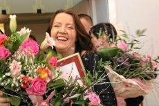 Joanna Lichocka podczas gali SDP w 2012 roku.