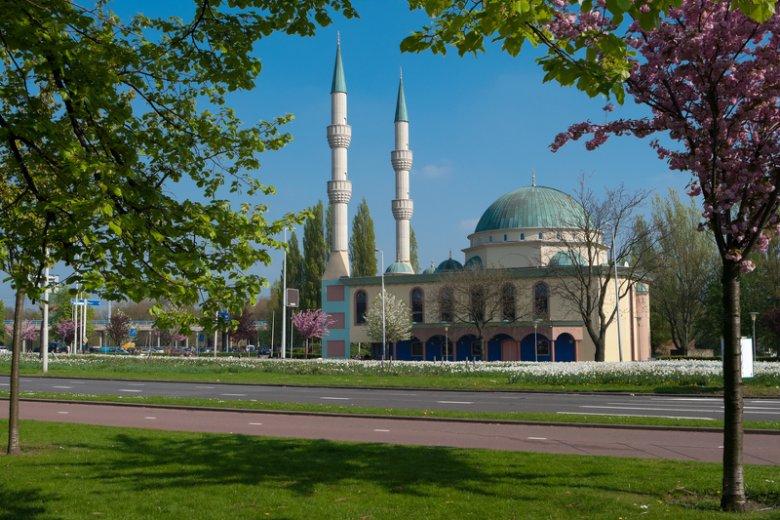 Holandia, meczet w Rotterdamie