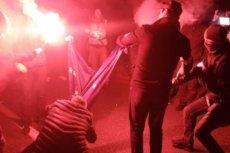 """""""Sprawca"""" spalenia flagi jużsięzgłosił."""