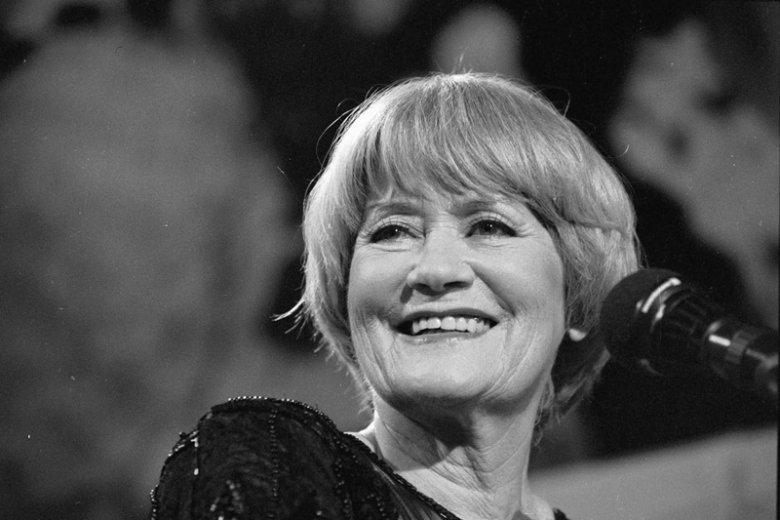 Alina Janowska zmarła w wieku 94 lat.