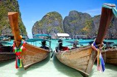 Raj na ziemi, czyli Tajlandia. Niestety ostatnio coraz bardziej zatłoczony.