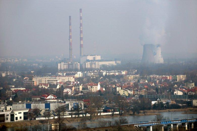 Jak widać, krakowskim dominikanom smog nie przeszkadza.