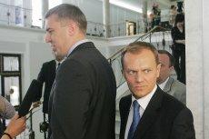 Szef RE Donald Tusk dodał na Twitterze wpis popierający Romana Giertycha w roli kandydata KO w wyborach parlamentarnych.