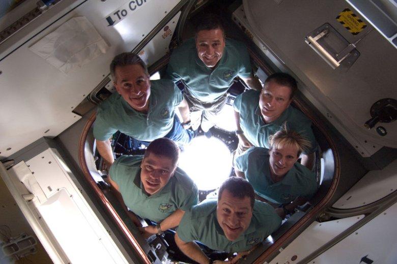 Załoga STS-130 Endavour