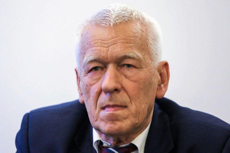 Kornel Morawiecki przyznał, że miał operację z powodu raka trzustki.