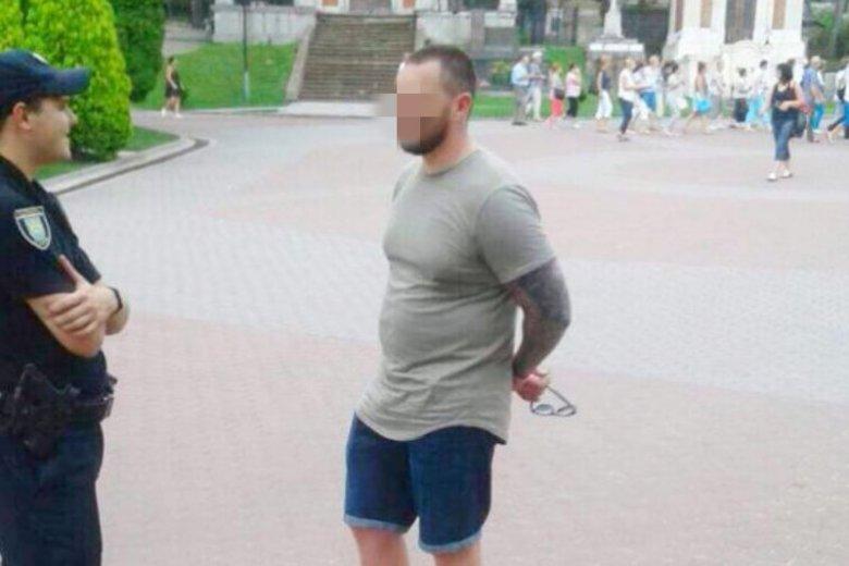 Polaka ukarano za akt wandalizmu na Cmentarzu Orląt Lwowskich.