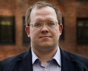Evgeny Morozov - autor The Net Delusion