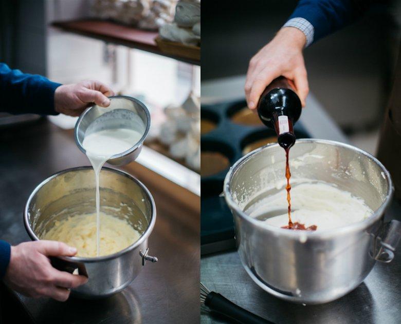 Sekretem delikatnego smaku tiramisu z La Bomboniery jest śmietanka 31% i oryginalna, włoska Marsala.