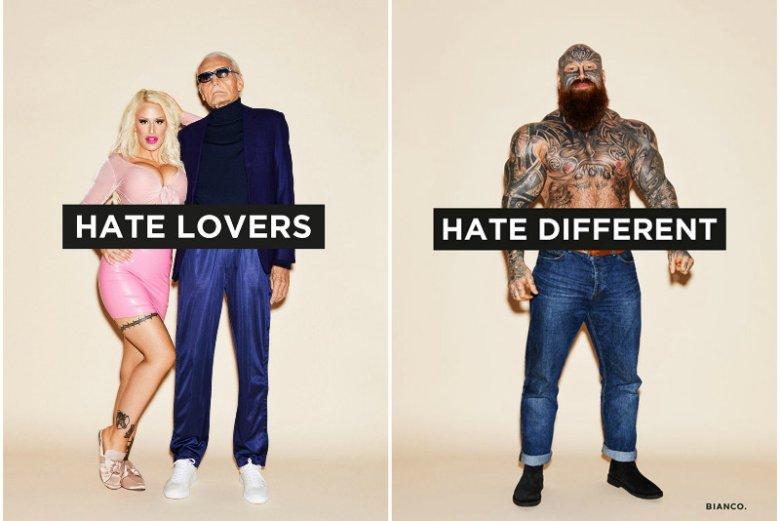 Duńska marka postawiła na oryginalną kampanię, w której motywem przewodnim jest hejt.