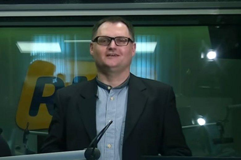 Bogdan Zalewski zapewnia, że nie jest antysemitą. Redakcja RMF zawiesiła dziennikarza w pracy i czeka na wyjaśnienia zna temat skandalicznego wpisu.