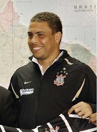 Pucułowaty Ronaldo po przejściu do Corinthians