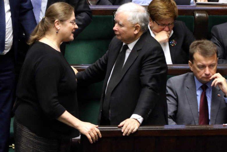 Krystyna Pawłowicz może trafić do Trybunału Konstytucyjnego już w kwietniu.