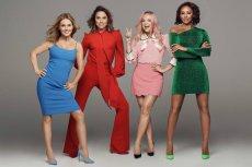 Od lewej: Geri Halliwell, Melanie Chisholm, Emma Bunton i Melanie Brown
