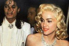 Madonna była przyjaciółką Michaela Jacksona.