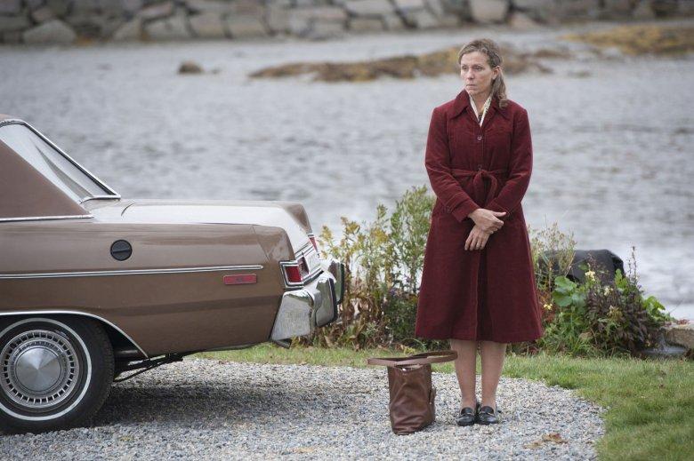 McDormand była współproducentką miniserialu HBO i zagrała tytułową rolę