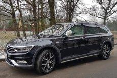 Volkswagen Passat Alltrack to auto, które jest niezawodne niczym stary kumpel.