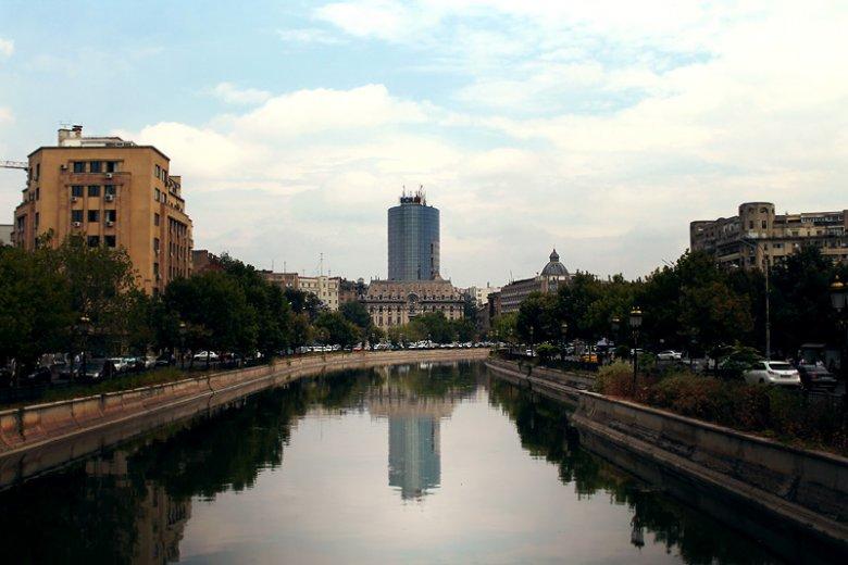 Stolica Rumunii to specyficzne miasto.