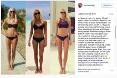 22-latka pokazała, że cyferki na wadze to nie wszystko.