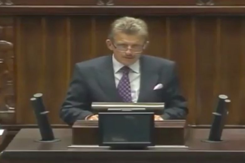 Bezcenne. Odnaleziono nagranie sprzed lat, na którym Piotrowicz... jest zachwycony działalnością Sądu Najwyższego.