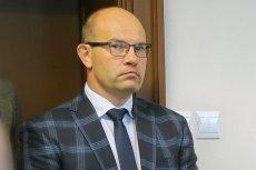 Artur Kosicki podejrzewany jest w o współpracę z podlaską zorganizowaną grupą przestępczą.
