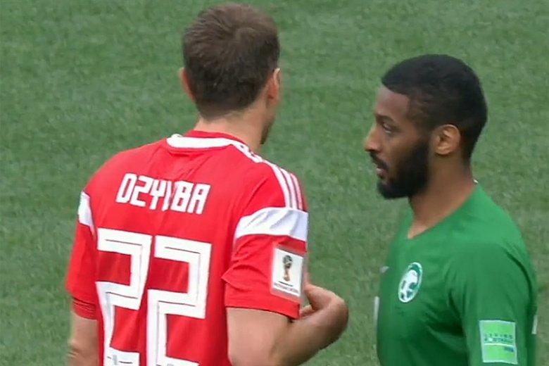 Reprezentacja Rosji rozgromiła Arabię Saudyjską 5:0 w meczu otwarcia mundialu.