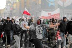 Tak było w zeszłym roku na Marszu Niepodległości. W tym Hanna Gronkieewicz-Waltz zakazała marszu.