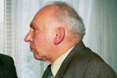 """""""Twórca WRON wyparował za czasów PiS z aktu oskarżenia"""". Prokurator uznał generała Janiszewskiego za zmarłego, ten żył jeszcze 10 lat."""