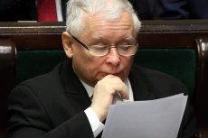 Prof. Andrzej Nowak pisze do prezesa Jarosława Kaczyńskiego.