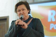 Magdalena Środa, filozofka i feministka, twierdzi, że szykuje się nam powtórka ze stanu wojennego.
