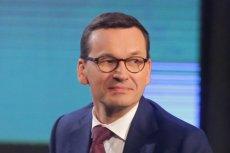 """Mateusz Morawiecki został nazwany """"pieprzonym kłamcą"""", ale został potraktowany przez prokuraturę jako osoba prywatna."""