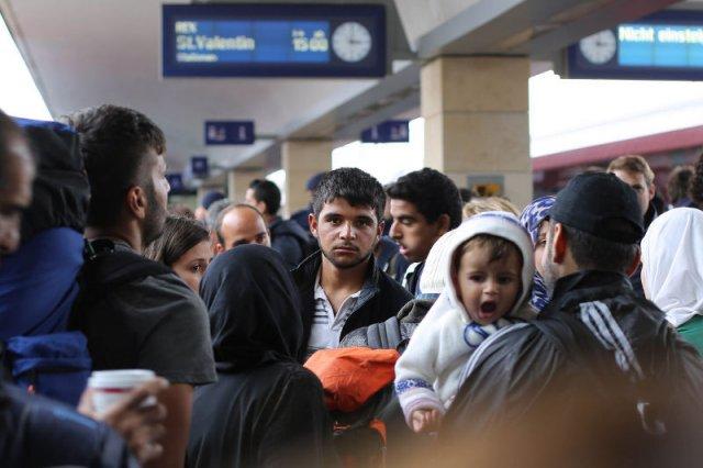 W 2016 roku liczba imigrantów, którzy trafią do Europy na pewno się zwiększy
