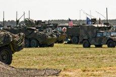 Mieszkańcy Powidza założyli na Facebooku stronę, na której publikują jak zmienia się ich okolica przez działalność wojska.