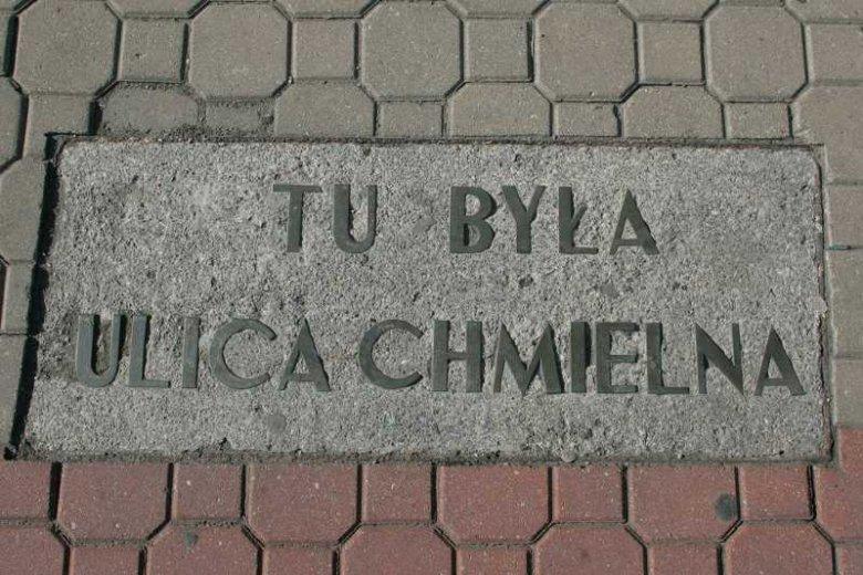 Ulica Chmielna
