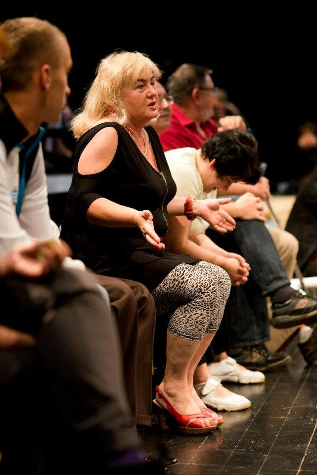 Nowi Bezrobotni, Teatr Łaźnia Nowa, 29 września 2012