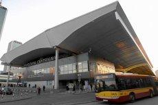 Dworzec Centralny w Warszawie przed Euro 2012 został odremontowany, jednak jego skutki nie utrzymały siędługo.