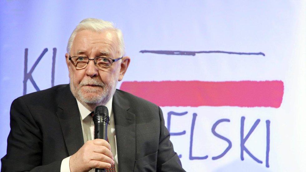Były prezes TK Jerzy Stępień w rozmowie z naTemat.
