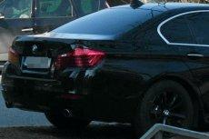Kierowca SOP nie zachował należytej ostrożności i został ukarany mandatem 300 zł - poinformowała policja.