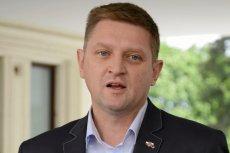 Andrzej Rozenek jest zwolennikiem zlikwidowania warszawskiej straży miejskiej