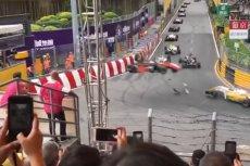 Podczas Formuły 3 Sophia Floersch doznała poważnego wypadku.
