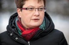 Katarzyna Lubnauer odejście posłów z Nowoczesnej nazywa aktem nielojalności i przekonuje, że twór PO-KO nie jest żadną koalicją.