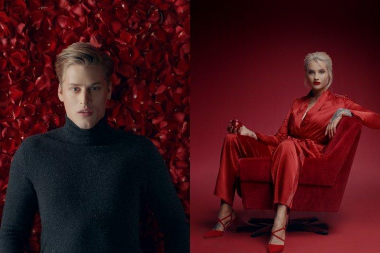 Karolina Gilon i Jakob Kosel w kampanii Durex na rzecz profilaktyki HIV/AIDS