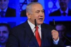 Obecny premier Izraela Benjamin Netanjahu walczy o reelekcję.