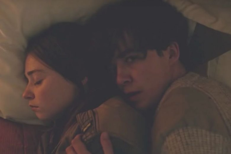 """The End of the F***ing World"" to dowód na to jak tanim kosztem zrobić doskonały serial."